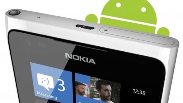 E momentul ca Nokia sa incerce si Android