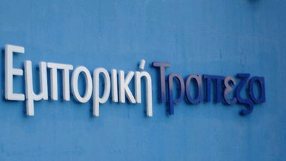E oficial: Alpha Bank a cumparat Emporiki Bank cu un euro