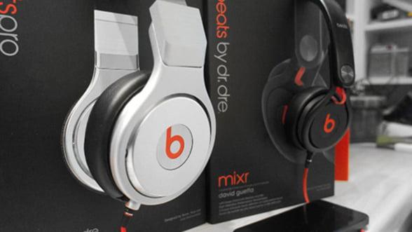 E oficial: Apple preia Beats Electronics pentru trei miliarde de dolari