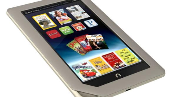 E-reader Nook: Preturile scad pentru mai multe dispozitive din gama