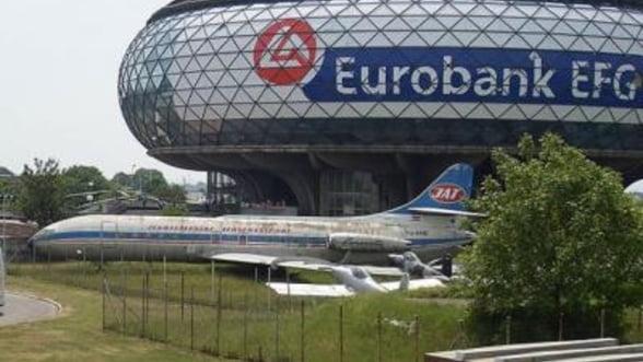 EFG Eurobank si NBG ar putea forma cea mai mare banca din Grecia