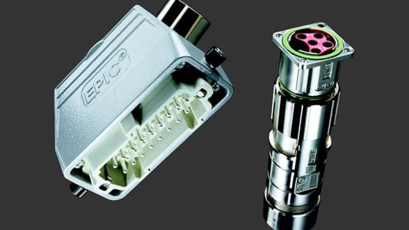 EPIC ULTRA - Primul Conector Industrial perfect compatibil EMC