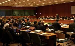 Ecofin va incerca la inceputul saptamanii sa puna capat atitudinii individualiste a statelor UE