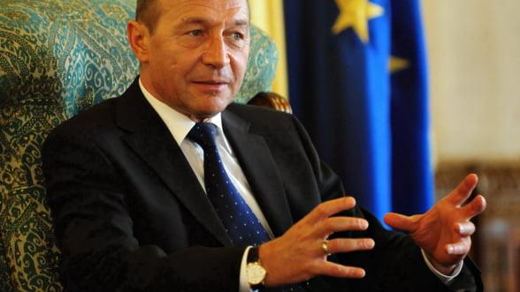 Economia, pe drumul cel bun? Vezi in cine isi pune Basescu toate sperantele