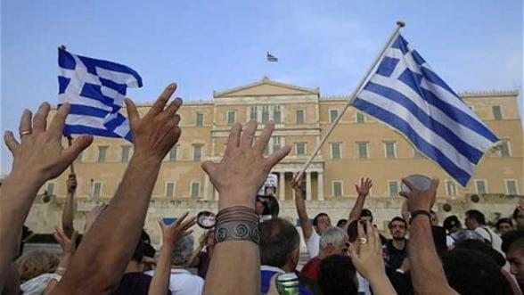 Economia Greciei s-a contractat cu 4,6% in T2, dar a performat peste asteptarile analistilor