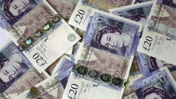 Economia Marii Britanii a crescut nesemnificativ pe trimestrul trei