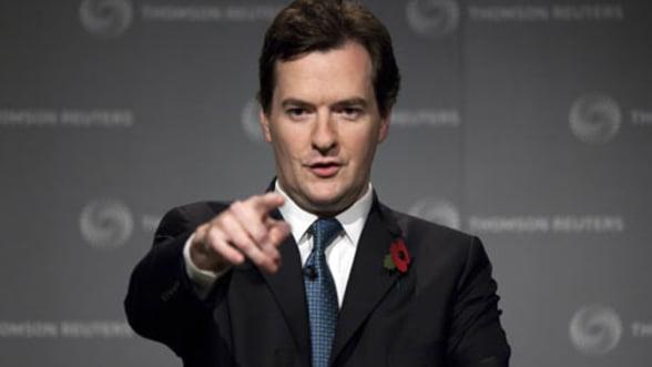 """Economia Marii Britanii iese de la """"terapie intensiva"""" - ministru"""