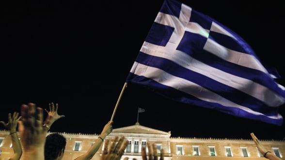 """Economia Romaniei, """"imuna"""" la retrogradarea Greciei"""