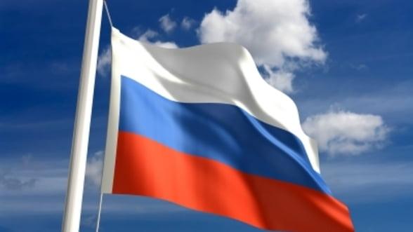 Economia Rusiei a avut cea mai slaba crestere trimestriala din 2009
