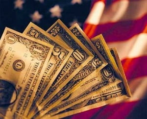 Economia SUA a crescut cu 2,5% in primul trimestru datorita majorarii consumului