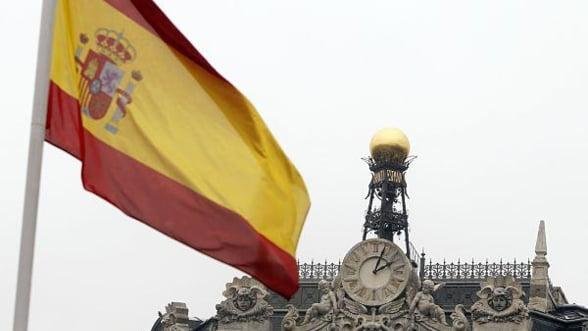 Economia Spaniei va suferi o contractie de pana la 1,5% in 2013