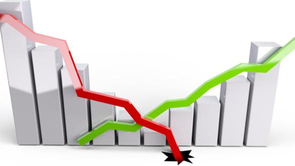 Economia germana a evitat, la limita, intrarea in recesiune
