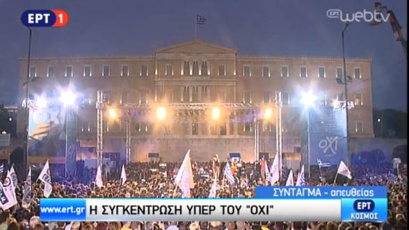Economist de la Atena: Datoria Greciei nu va fi platita niciodata!