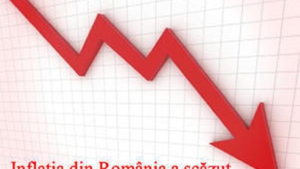 Economisti: Scaderea inflatiei nu e intotdeauna un semn bun