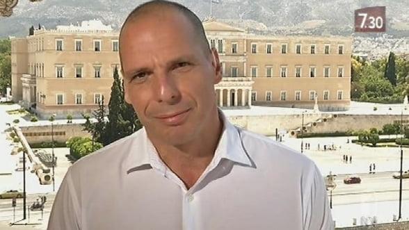 Economistul care s-a pronuntat impotriva austeritatii, noul ministru de Finante al Greciei