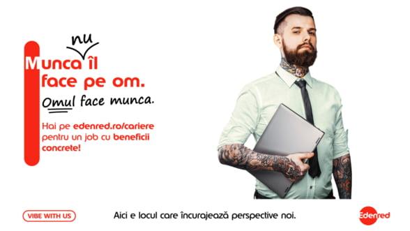 Edenred Romania lanseaza noua campanie de employer branding, cu promisiunea Vibe with us!