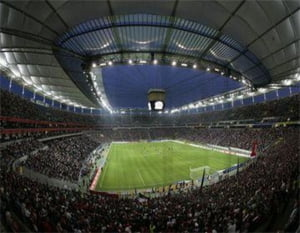 Edilii Capitalei mai aloca 45 milioane lei pentru lucrarile la stadionul National