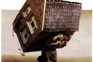 Efectele crizei financiare in Romania: b?ncile refuz? sute de mii de locuin?e la credit ipotecar