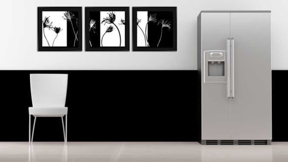 Electrocasnicele cu design modern, noul trend in amenajarea bucatariei