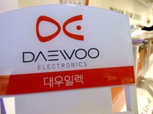 Electrolux, oferta de cumparare a Daewoo Electronics