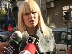 Elena Udrea, la DNA: Voi contesta cautiunea de 5 milioane de lei (Video)