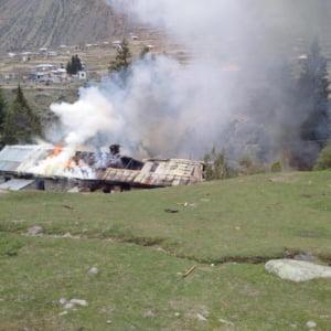 Elicopter in care se afla si ambasadorul roman in Pakistan, prabusit. MAE: Nu a fost un atac terorist