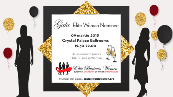 Elite Business Women premiaza femeile de afaceri revolutionare