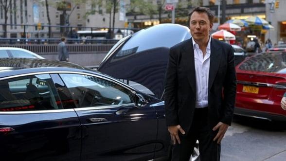 Elon Musk, Tesla: Automobilele autonome vor deveni realitate in 5-6 ani