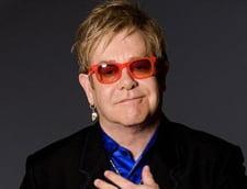 Elton John, cea mai generoasa vedeta britanica