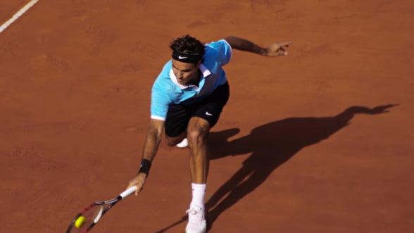 Elvetia emite doua monede in onoarea lui Roger Federer