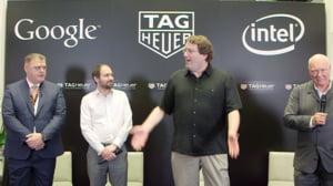Elvetia intalneste Silicon Valley: Ceasul de lux realizat de Google, Intel si Tag Heuer