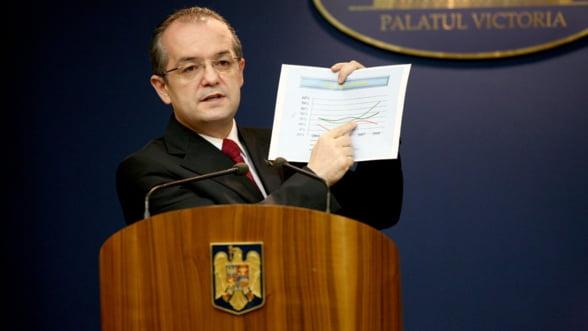 Emil Boc: Investitiile, raspunsul sanatos pentru criza