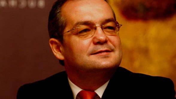 Emil Boc: Romania nu isi permite sa se izoleze de Europa
