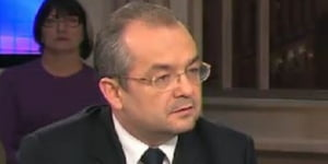 Emil Boc, neimpresionat de proteste: Nu demisionez!
