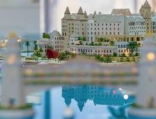 Emiratele Arabe isi construiesc propriile continente de lux. O replica a Europei va fi gata curand