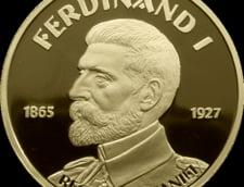 Emisiune numismatica la 150 de ani de la nasterea regelui Ferdinand I
