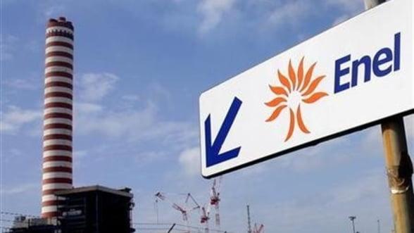 Enel incepe procesul de vanzare a activelor din Slovacia si Romania