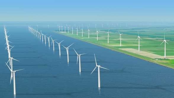 Energia eoliana, pe buzele tuturor. Mai nou, atrage interesul unor companii precum Google sau Ikea