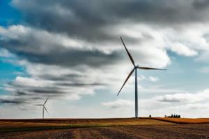 Energia eoliana asigura 37% din productia de energie a Romaniei, pe 1 ianuarie