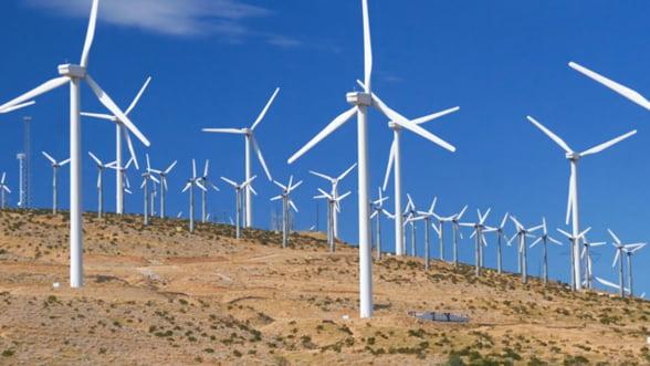 Energia eoliana cea mai importanta sursa de energie in Spania in 2013