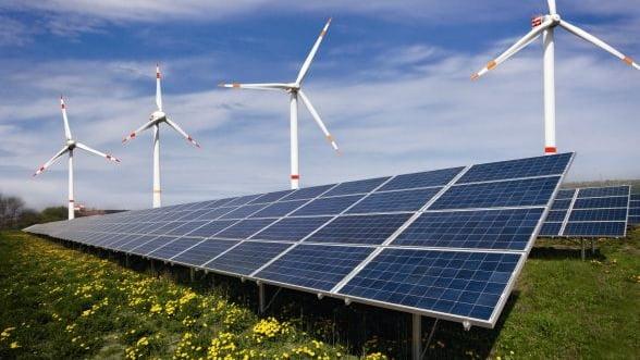 Energia regenerabila castiga teren in fata combustibililor clasici