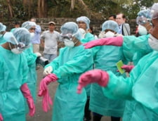 "Epidemia de Ebola: OMS decreteaza situatie de ""urgenta de sanatate publica la nivel mondial"""