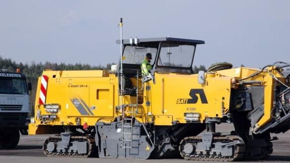 Erbasu investeste peste 570.000 de euro in utilaje pentru reabilitarea de drumuri