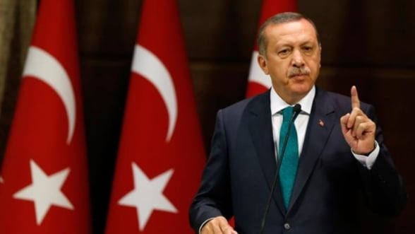 Erdogan, prins intre gazul lui Putin si curentul lui Iohannis