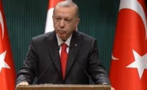 "Erdogan acuza tarile occidentale care ataca islamul ca vor ""sa relanseze cruciadele"""