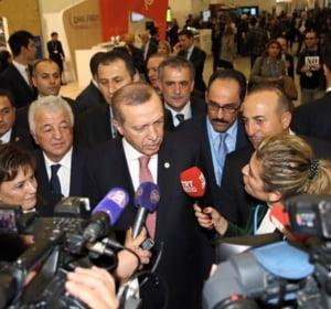 Erdogan atrage atentia Rusiei: Nu are dreptul sa calomnieze Turcia