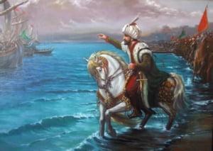 Erdogan nu renunta la ambitiile imperiale: O statuie a sultanului Mahomed Cuceritorul va fi ridicata la Istanbul