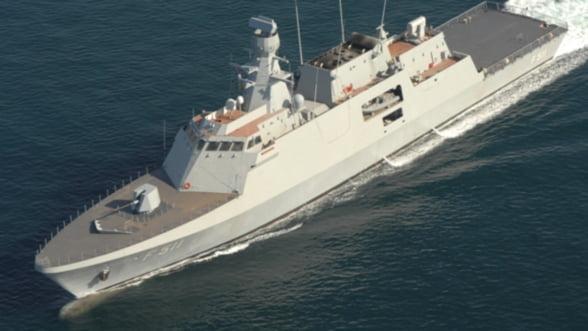 Erdogan se lauda cu navele de razboi produse in Turcia si vrea sa construiasca un portavion