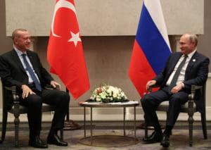 Erdogan vrea un grup de lucru cu Trump, sa-l convinga ca scutul antiracheta rusesc e bun