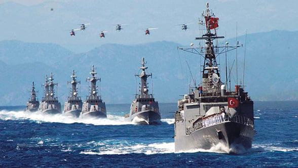 Erdogan vrea un portavion facut in Turcia si s-ar putea sa-l aiba in scurt timp